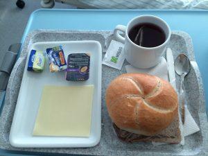 Krankenhaus-Futter